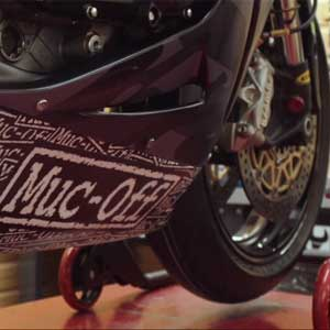 Team Traction Control talk the Isle of Man TT with Muc Off